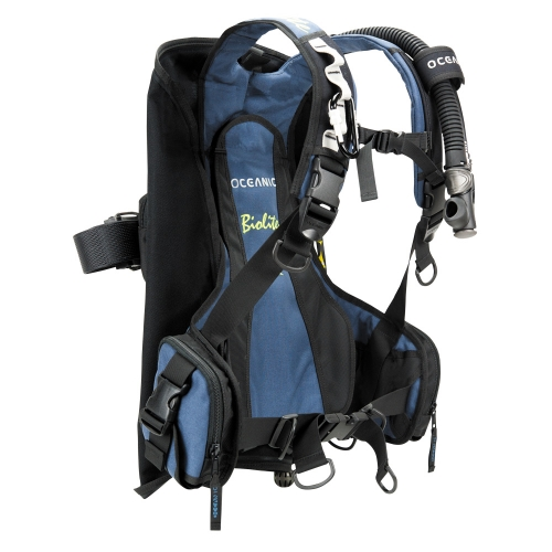 Oceanic Biolite BCD - Black/Blue