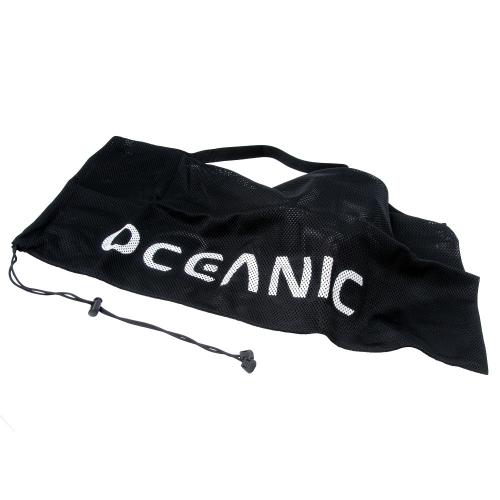 Oceanic Drawstring Mesh Bag