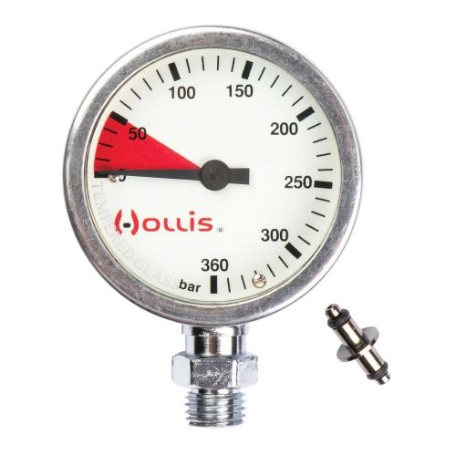 Hollis Pressure Gauge