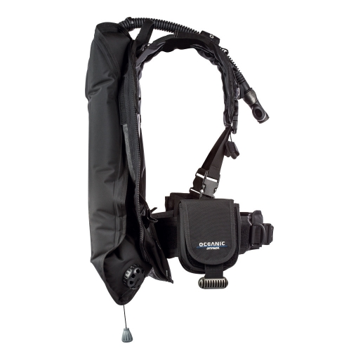Oceanic Jetpack BCD - Side