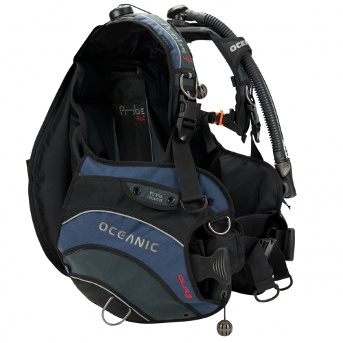 Oceanic Probe HLC BCD - Side
