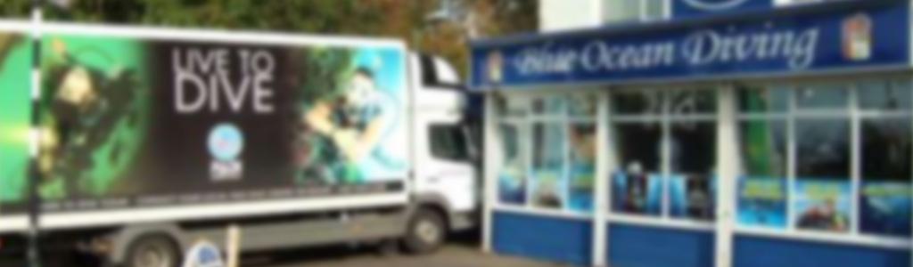 Blue Ocean Dive Shop
