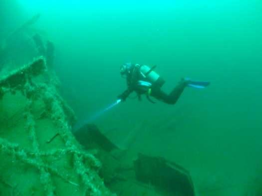 Deep Wreck Trips